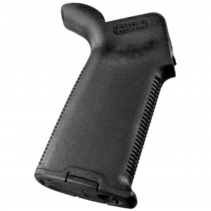 Magpul Grip MOE Plus AR-15 with Rubber Overmolding BLK