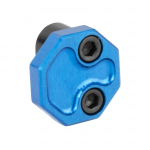 Phase 5 Mag Release Blue